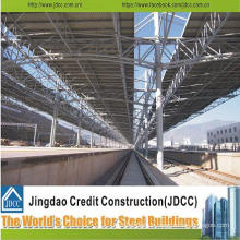 Jdcc Steel Structure Railway Project Building