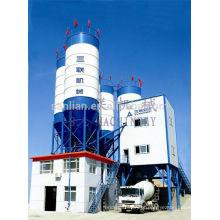 Série de plantas de mistura de concreto cônico HZS (torre) da China