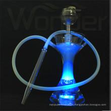 Fornecimento de cachimbo de água de vidro portátil on-line