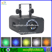 Popular stage lighting led gobo projector, led water effect light