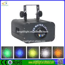 A iluminação popular do estágio conduziu o projetor do gobo, luz conduzida do efeito da água