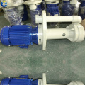 Chemical transfer water pumps