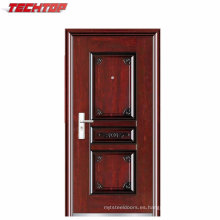 TPS-051 Front Luxury Exterior Apartment Security Steel diseños de puertas