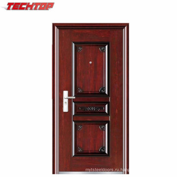 ТПС-051 Стойка роскошный внешний вид квартиры безопасности стальные двери дизайн