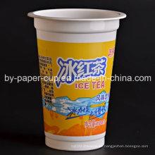 Venta al por mayor vasos de plástico para bebidas frías