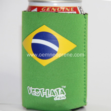 Hot Sale Lightweight Insulated Neoprene Can Coolers