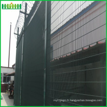 Fabricant 358 clôture de sécurité / 358 clôture anti escalade / clôture soudée
