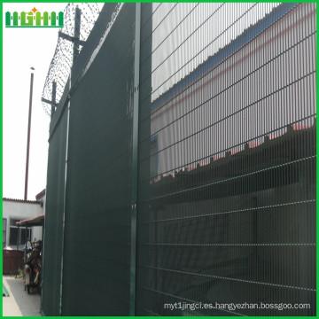 Fabricante 358 valla de seguridad / 358 anti valla de escalada / valla soldada
