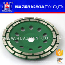 Double Row Stone Grinding Wheel