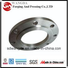 Carbon Steel Flange of Transparent Paint DIN2576 Pn10 Dn80