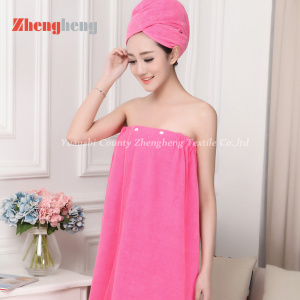 Microfiber Dry Hair Towel
