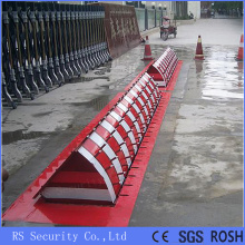 Pemblokir Barrier Hydraulic Rising Road Blocker