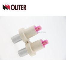 OLITER одноразовые погружения кВт расходных термопары советы для расплавленной стали 604 треугольник разъем