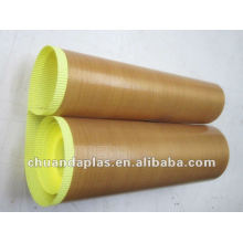 Single Side Coated PTFE Fiberglass Fabric with RoHS Certificate