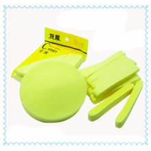 PVA compactado Facial esponjas de limpeza