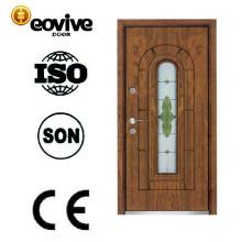 Porta de segurança blindada estilo turco