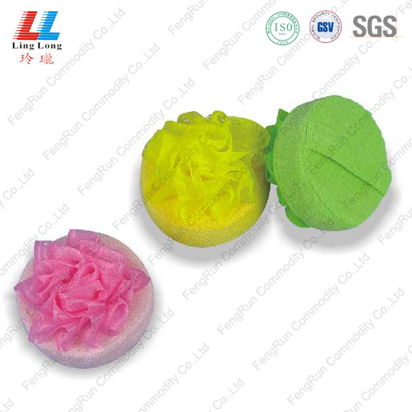 Multifunctional sponge ball