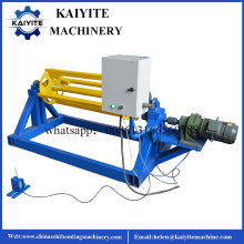 Metal+Sheet+Electric+Decoiler+Machine