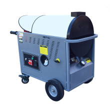 hot water diesel drive high pressure cleaner