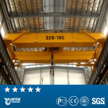 Double Girder Overhead Crane Servicing