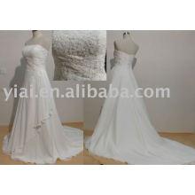 Designer vestido de noiva popular YA0007