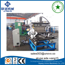 metal plate carriage board rollform fabrication UNOVO machine