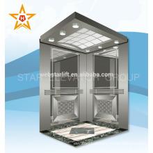 Guter Preis PASSENGER ELEVATOR mit Arten von dekorativen Muster