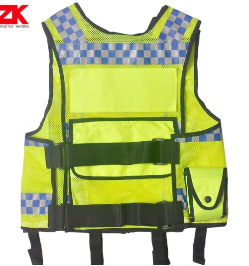 traffic fluorescent cloth 2