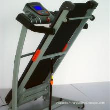 Base de matériel de gymnastique à la maison motorisée tapis roulant moteur à courant alternatif