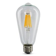 Ampola do diodo emissor de luz de St64 3.5W 5W, bulbo do diodo emissor de luz da aprovação do UL