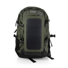 Bestseller Sonnenenergie Rucksack, verschiedene Designs verfügbar Nylon Solar Ladegerät Rucksack