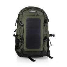 Best seller solar power backpack,various designs available nylon solar charger backpack