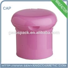 Capuchon à capuchon à capuchon en forme de gaufré en forme de gaufré de 28 mm Capuchon de shampooing pour bébé