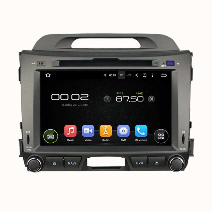 CAR DVD PLAYER FOR KIA SPORTAGE 2010