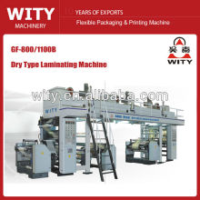 GF-800 / 1100B Machine à stratifier à sec à grande vitesse