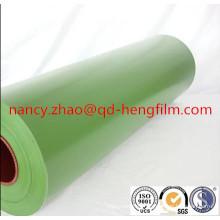 Película de PVC colorido para hacer la decoración de Navidad