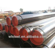 heavy wall seamless steel pipe / ERW ASTM A106/A53