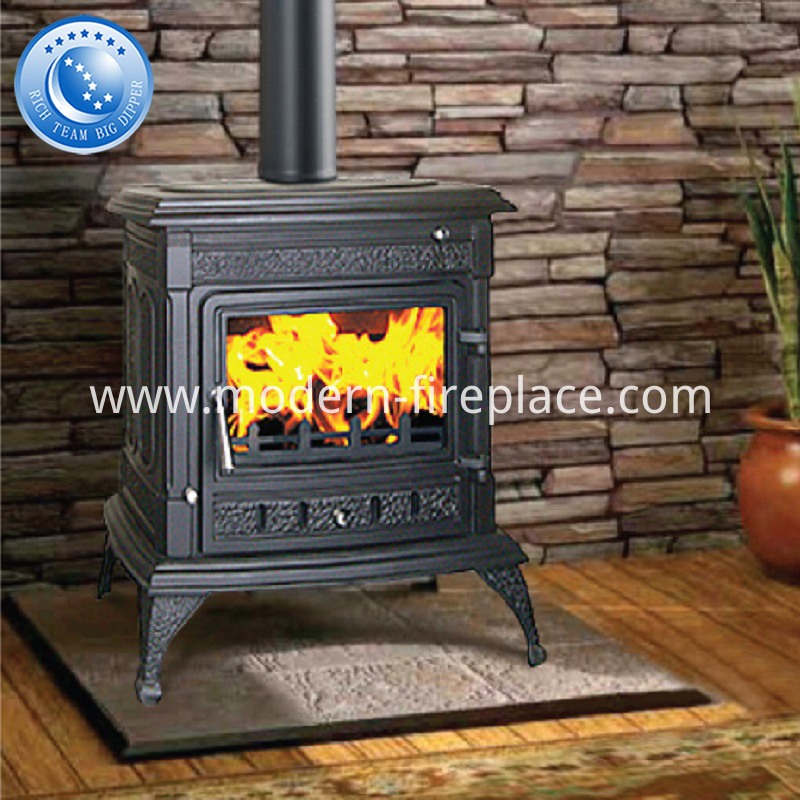 155KG Cast Iron Wood Burning Stoves