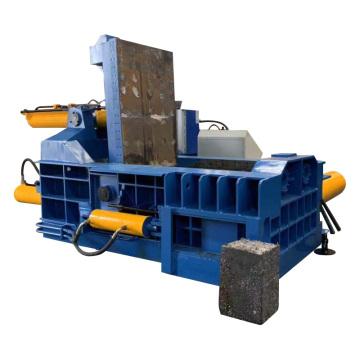 Presse à balles d'acier de cuivre de fer en aluminium de ferraille pour le recyclage