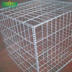 Galvanized Welded Gabion Box Weaving Gabion Box