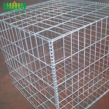 Galvanized Welded Gabion Box Tenun Gabion Box