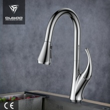 Pull Down Sink Water Mixer Tap Kitchen Faucet