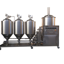 Stainless Steel Electric Heating Beer Making Machine Home Brewing Equipment System 50l 100 Litre