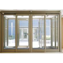 Accionamiento de puerta deslizante de inducción de perfil de aluminio