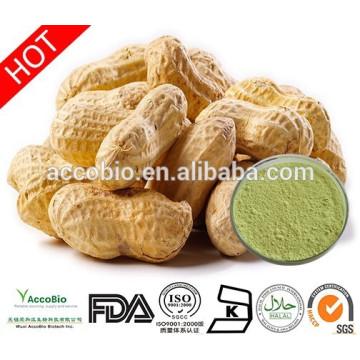 Alta calidad puro Luteolin 98% venta por mayor, polvo de extracto de cáscara de maní natural
