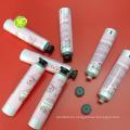 Aluminio y plástico empaquetado cosmético tubos Handcream tubos Abl tubos Pbl