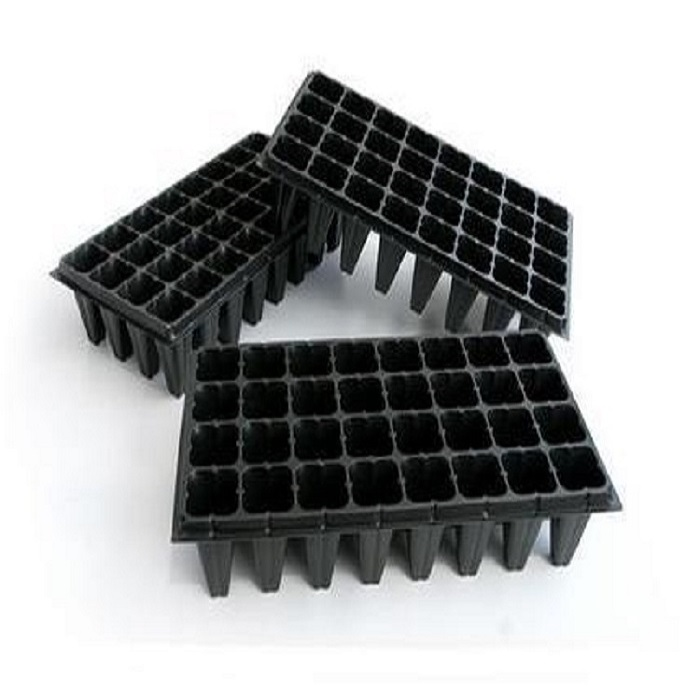 105 Cells Plastic Rice Plant Seedling Tray