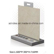 Законченная краска Белый Дисплей стенд/ Дисплей для камня
