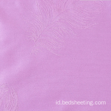 CVC Jacquard Solid Dyed Fabric