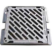 En124 B125 C250 D400 couverture de drain de tempête de fonte